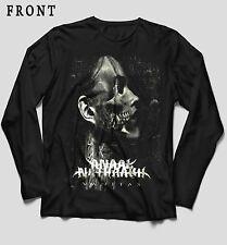 ANAAL NATHRAKH-Vanitas- extreme metal band,T-shirt long sleeve-sizes:S to XXL