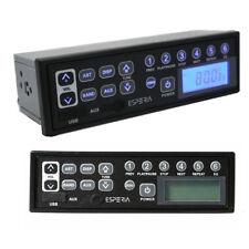 EXCAVATOR RADIO 12/24V POWER SOURCE AUX USB PLUG IN FOR KOMATSU CASE CAT TRACTOR