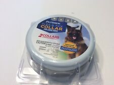 Pet Armour Flea Tick Collars For Large Dogs Up To 22� Neck 2 Collars Dog
