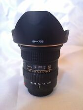 Tokina AT-X PRO 11-16mm F/2.8 DX II Lens (Canon Fit)