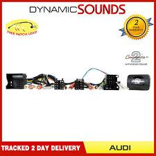 Ctsad00c. 2 Dirección Control Adaptador con Gratis Cable UTP para Audi Tt