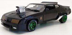 Greenlight 1/24 Scale 84051 - 1973 Ford Falcon XB (Green Wheels) - Black