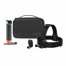GoPro Adventure-Kit Outdoor Zubehör Reisetasche The Handler Kopfgurt QuickClip