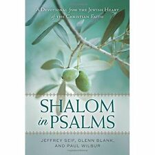 Shalom in Psalms; Paperback Book; Seif Jeffrey, 9780801019470