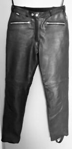 Pantalon moto cuir femme Segura T0 ou 34/36