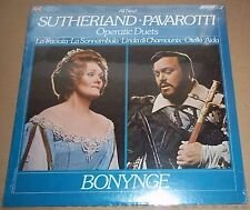 Sutherland/Pavarotti/Bonynge OPERATIC DUETS - London OS 26449 SEALED