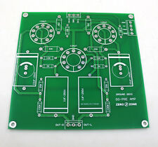 1pcs  Ground Grid gg Preamp bare PCB/ Tube preamplifier PCB
