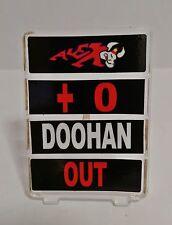 1:12 Pit board - pitboards Alex Criville - Michael Doohan to minichamps RARE NEW