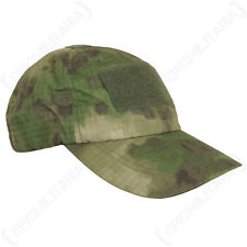 Tactical Baseball Cap - Mil-Tacs FG Sun Peak Hat Army Military Airsoft Soldier