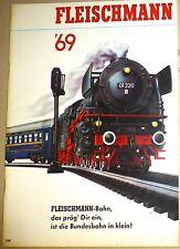 FLEISCHMANN Katalog '69 1969 å *