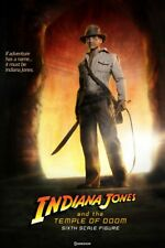 Sideshow Collectibles Sixth Scale Indiana Jones figure The Temple of Doom 3914