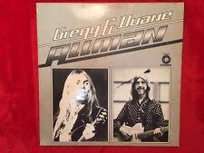 "Gregg & Duane Allman  LP  1973  Springboard  SPB-4046  Rock  33rpm  12""  USA  NM"