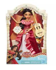 "Disney Elena Of Avalor My Time Singing Doll 12"" Tall with Guitar Disneyland"