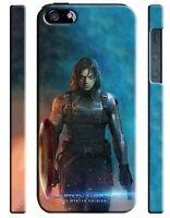 Civil War Winter Soldier Iphone 5s SE 6S 7 8 X XS Max XR 11 12 Pro Plus Case 5