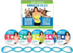 Leslie Sansone: Miracle Miles - Featuring Free Super-Sculpting ChainLi