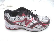 New Balance 880v2 red black mens running tennis shoes sz 7M or womens 9M 2012