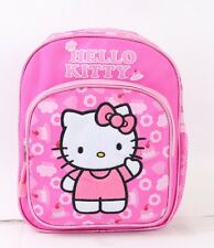 "Hello Kitty Cupcake Girls Small Backpack 10""> Kids Mini School Book Bag, Newest"