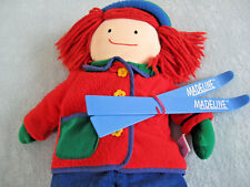 "1997 Eden 21"" Madeline Skiing Dolls Plush"