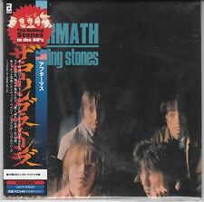 Rolling STONES-Aftermath, Limited Giappone CD NUOVO