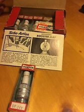 NOS Champion Turbo-Action Spark Plugs UF-14Y, 10 plugs with Box FREE SHIPPING