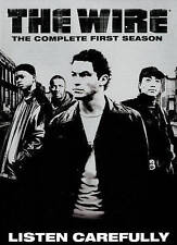 The Wire - The Complete First 1st Season (DVD, 2015, 5-Disc Set) NEW