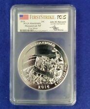 2014 America the Beautiful Shenandoah NP 5oz Silver - PCGS MS69DMPL  1st Strike