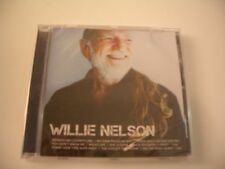 ICON : WILLIE NELSON - NELSON WILLIE (CD) NEUF EMBALLE.
