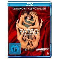 "Kaalstad, Nils Jorgen ""Jogge"" - Fatso [Blu-ray] (OVP)"