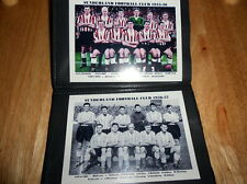 SUNDERLAND F.C Photo Album (1950's)