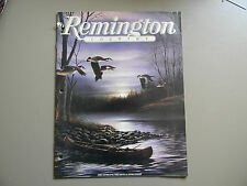 1985 Remington Country Sporting Firearms & Ammuntion Guide
