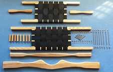 Web canoe seats, ash yoke,thwart,handles and hardware