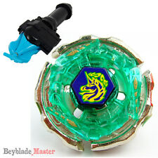 Fusion METAL Beyblade Masters BB-71 Ray Unicorno (Striker)+BLUE LAUNCHER+GRIP