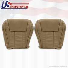 Buckets Pair BROWN 2003-2009 Toyota 4-Runner SR5  Front Exact Fit Seat Covers