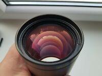 EXC! Optika Optica Elite 35mm FILM 100mm F=1.8 lens Extremely Sharp!!! PRIME