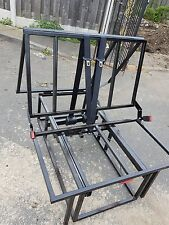 3 panel 3/4 rock and roll bed gas ram assisted 1 hand return t4 t5 merc ford