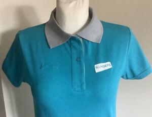 Girlguiding Rangers Girls / Ladies Adults Guides Uniform Polo Shirt