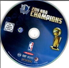 Nba Champions 2010-2011: dallas Mavericks (2011) DVD sin cover #m30