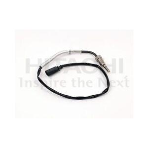 1 Capteur, température des gaz HITACHI 2507072 convient à AUDI SEAT SKODA VW