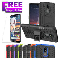 For Nokia 4.2 Nokia 3.2 Nokia 2.2 2.3 Shockproof Heavy Duty Rugged Case Cover