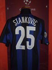 STANKOVIC INTER 2004/2005 MAGLIA SHIRT CALCIO FOOTBALL MAILLOT JERSEY SOCCER