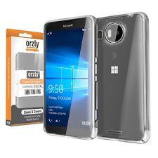 Microsoft Lumia 950 XL Case Orzly FlexiCase for Microsoft Lumia 950XL - Clear