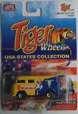 Tiger Wheels VW Bus T1 Texas USA Neu/OVP Oldtimer Transporter Limited Edition