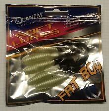 Fat Boy soft lures,perch, 5 per pack 8cm quantum specialist zebco. free postage.