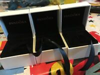 PANDORA GENUINE NEW BOX *CHARMS *EARRINGS* RING* GIFT Boxes And Tiffany Box