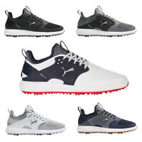 Puma IGNITE PWRADAPT Caged Golf Shoes Medium Width  Tornado Cleats  Style 192223
