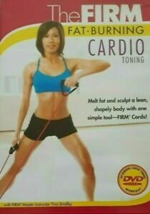 The Firm Fat Burning Cardio DVD - Exercise Toning - Workout with Cords