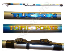 canna da pesca sufcasting in carbonio telescopica potente 100g 3mt mare