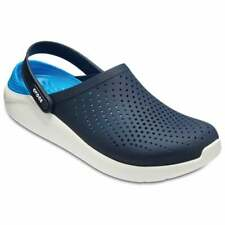 cd7d73701311 Men s Crocs Literide Clog M Strap Sandals in Blue UK 8   EU 42 - 43