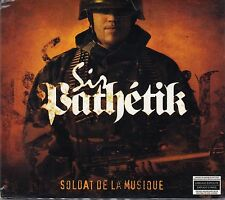 CD Sir Pathe'tik - SOLDAT DE LA MUSIQUE - NEUF - SEALED - SALE