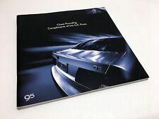 1999 Saab 9-5 Sedan Press Impression Brochure